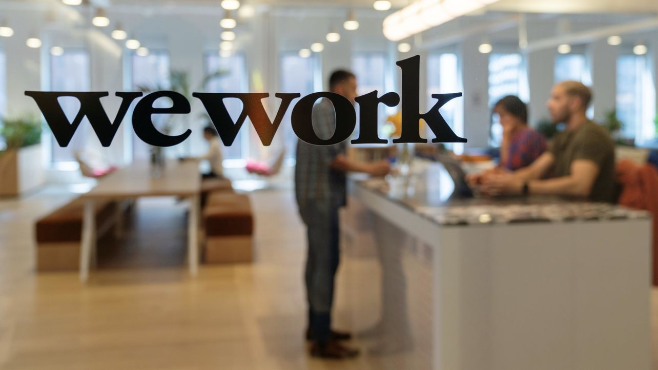 WeWork Trying to Unravel Office Lease Deals