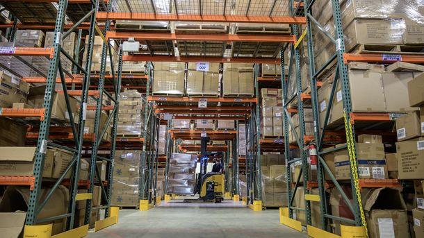 Amazon Spawns a Wave of Logistics Startups