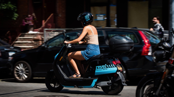 Brooklyn's Moped Upstart Readies West Coast Expansion