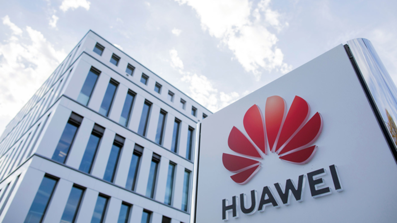 Huawei in Talks With Banks to Raise $2 Billion