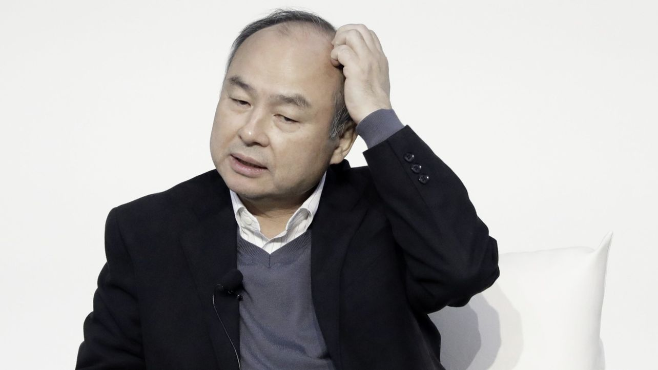 'Masageddon' and the Limits of the SoftBank Playbook