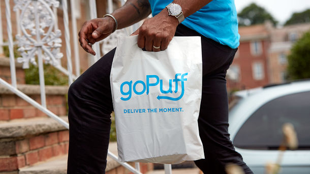 SoftBank's Secret $750 Million Investment in GoPuff