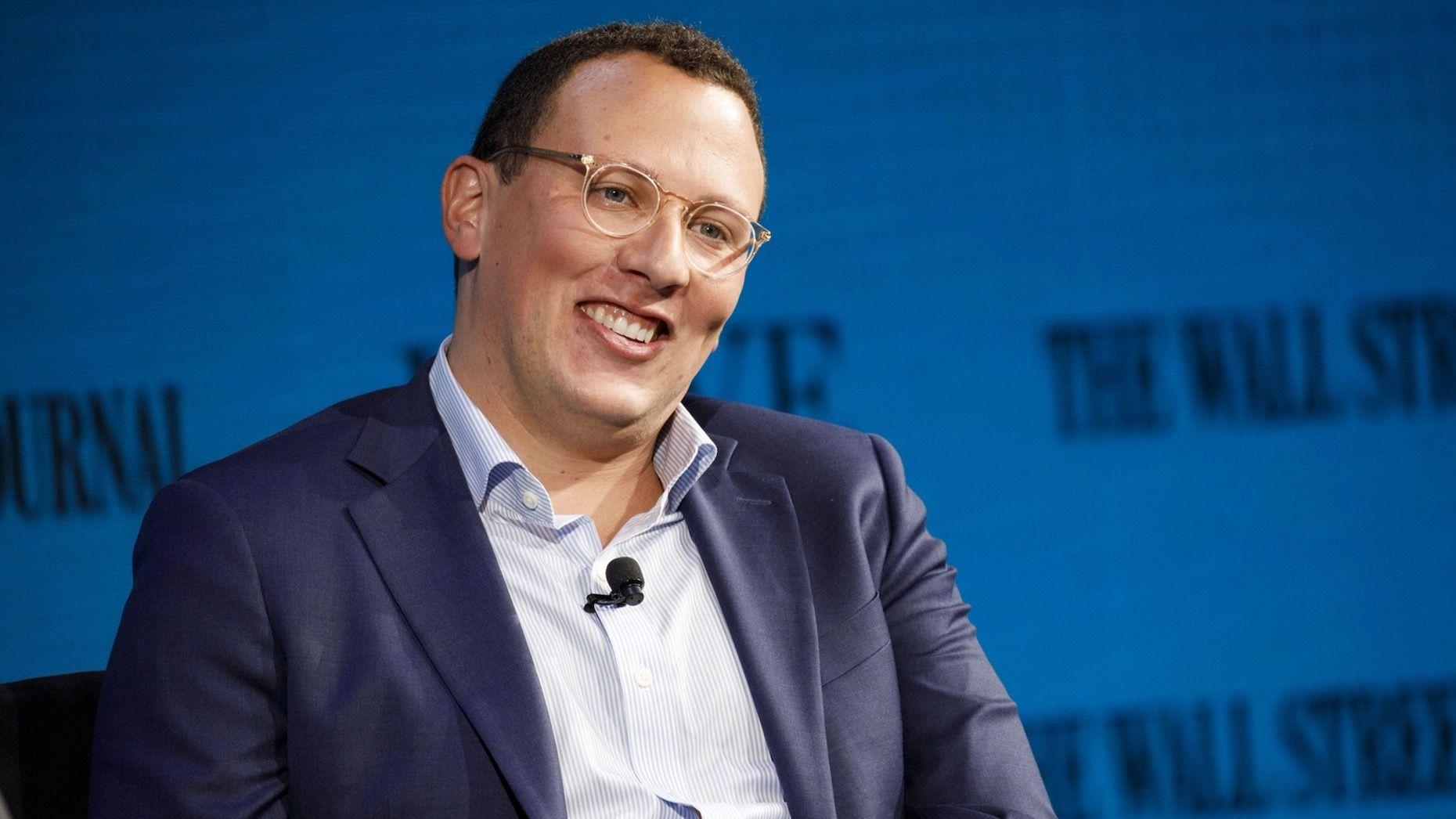 Casper CEO Philip Krim. Photo by Bloomberg.