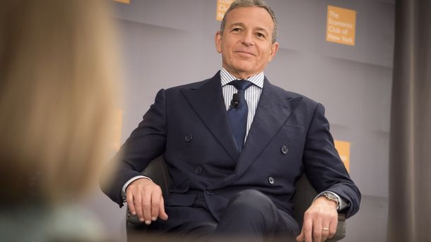 Despite Stepping Down as Disney CEO, Iger Will Still Be In Charge