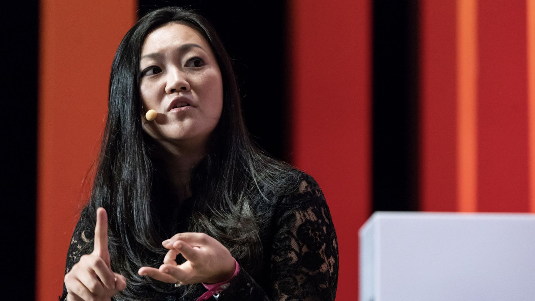 ZhenFund CEO Anna Fang. Photo by Bloomberg