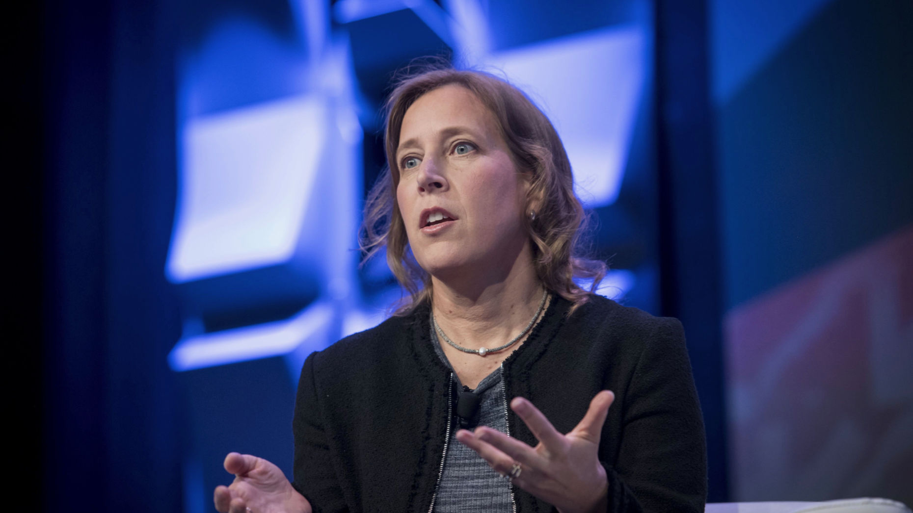 YouTube CEO Susan Wojcicki. Photo by Bloomberg