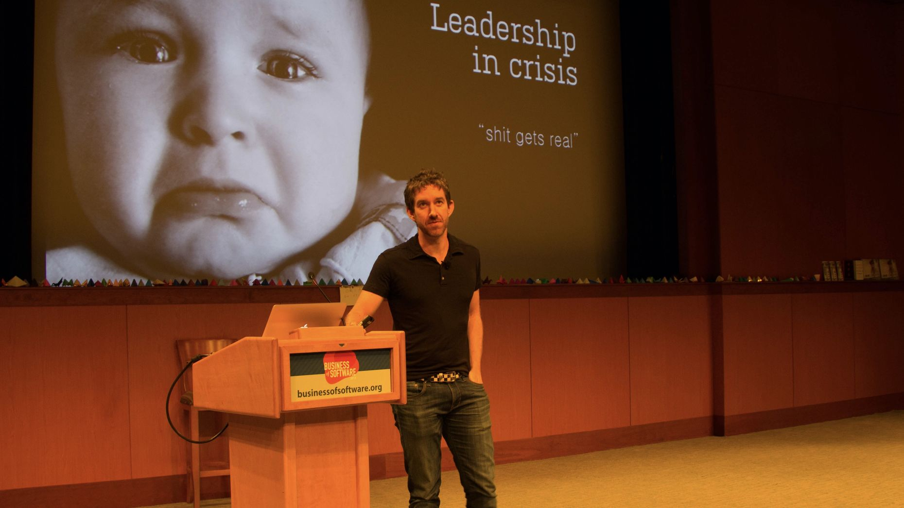 Atlassian co-CEO Scott Farquhar. Photo by Flickr/Betsy Weber