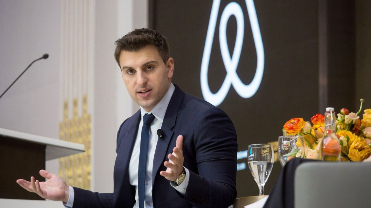 Airbnb Projects Revenue Could Fall by Half This Year