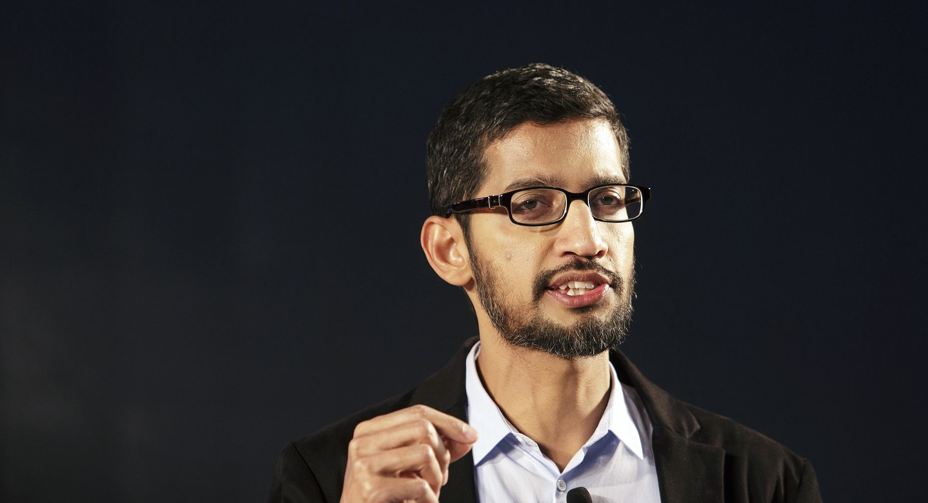 Sundar Pichai, the Google executive in charge of Android.