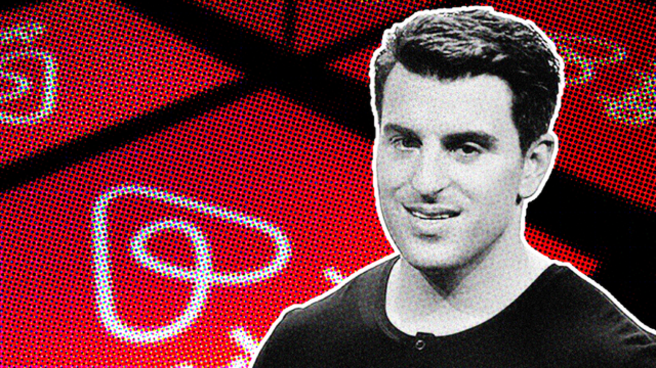 Can Brian Chesky Save Airbnb?