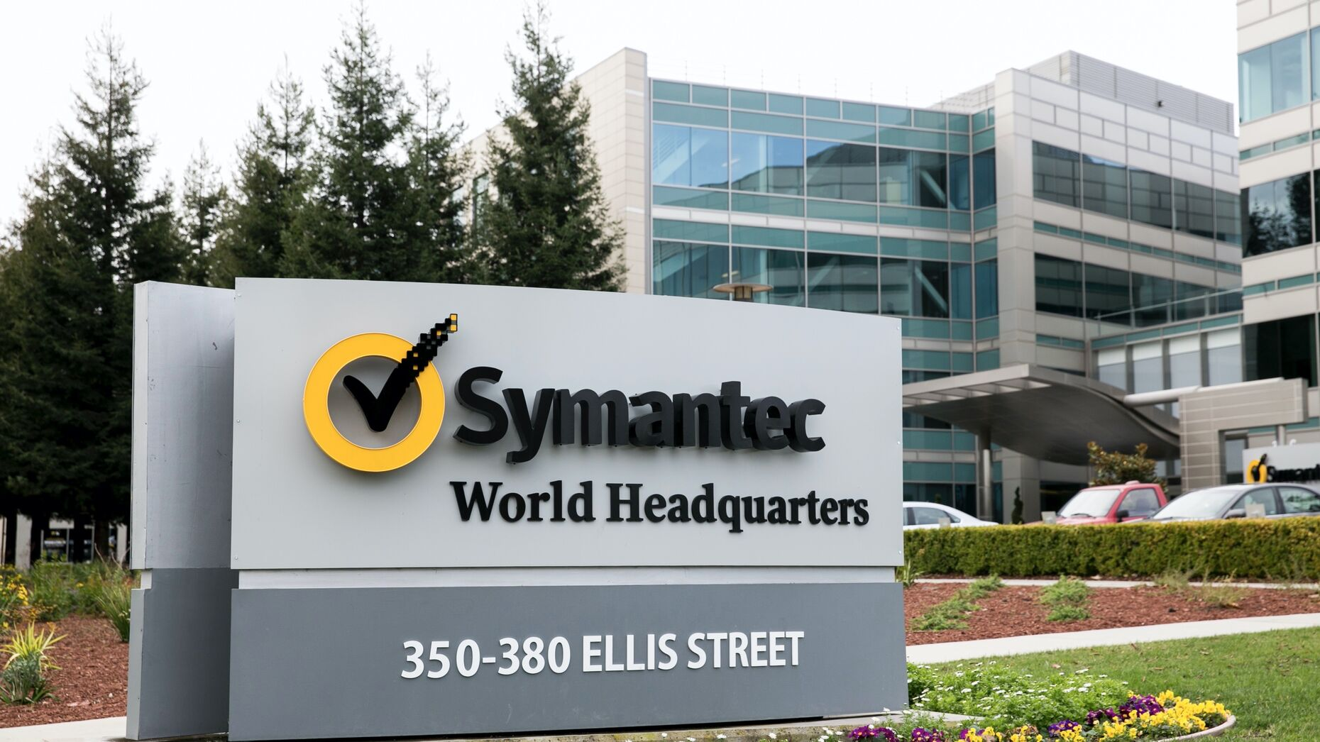 Symantec's former headquarters in Mountain View that Alphabet was expected to buy. Photo by AP