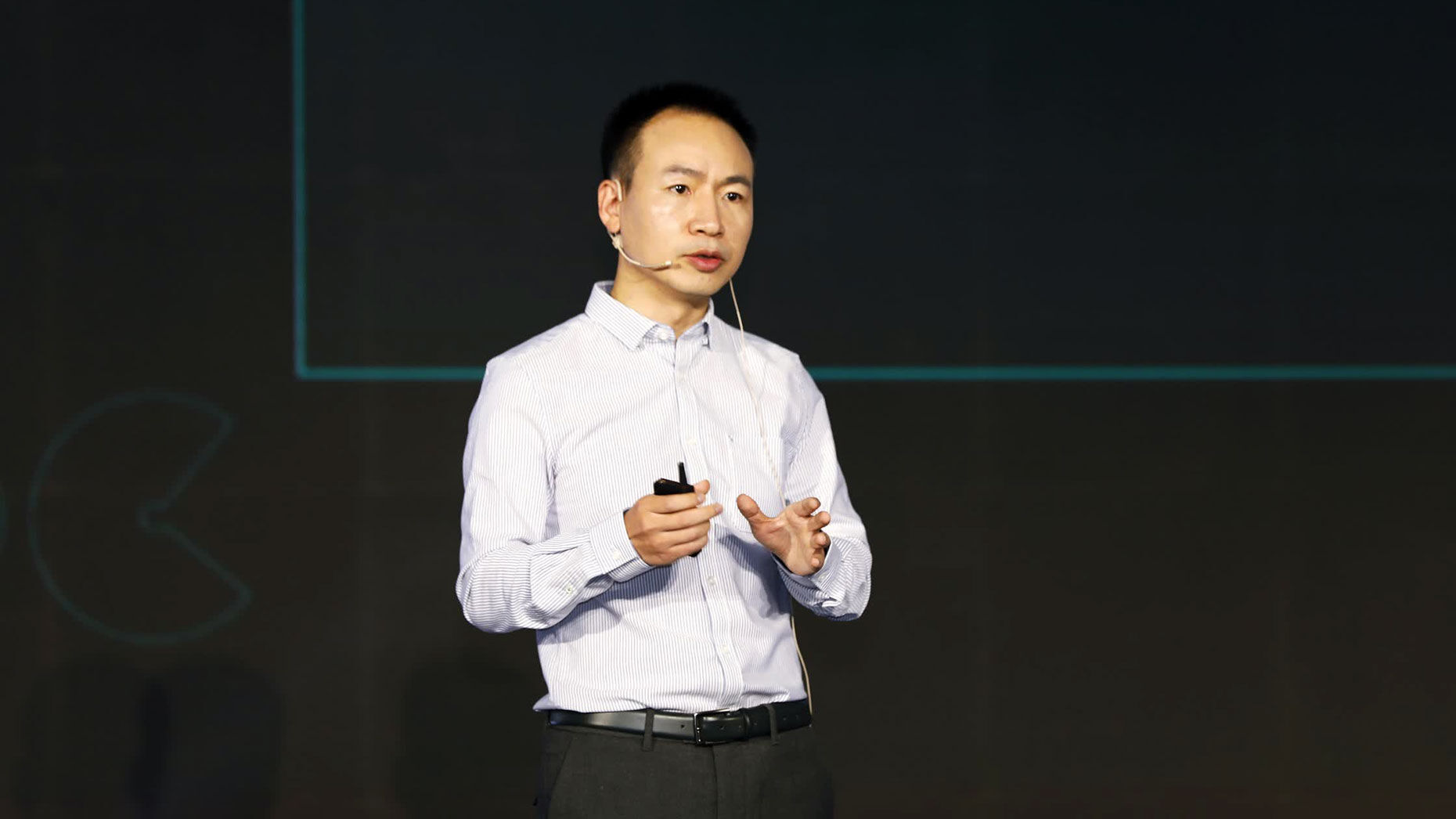 Sensors Data CEO, Sang Wenfeng. Photo by Sensors Data.