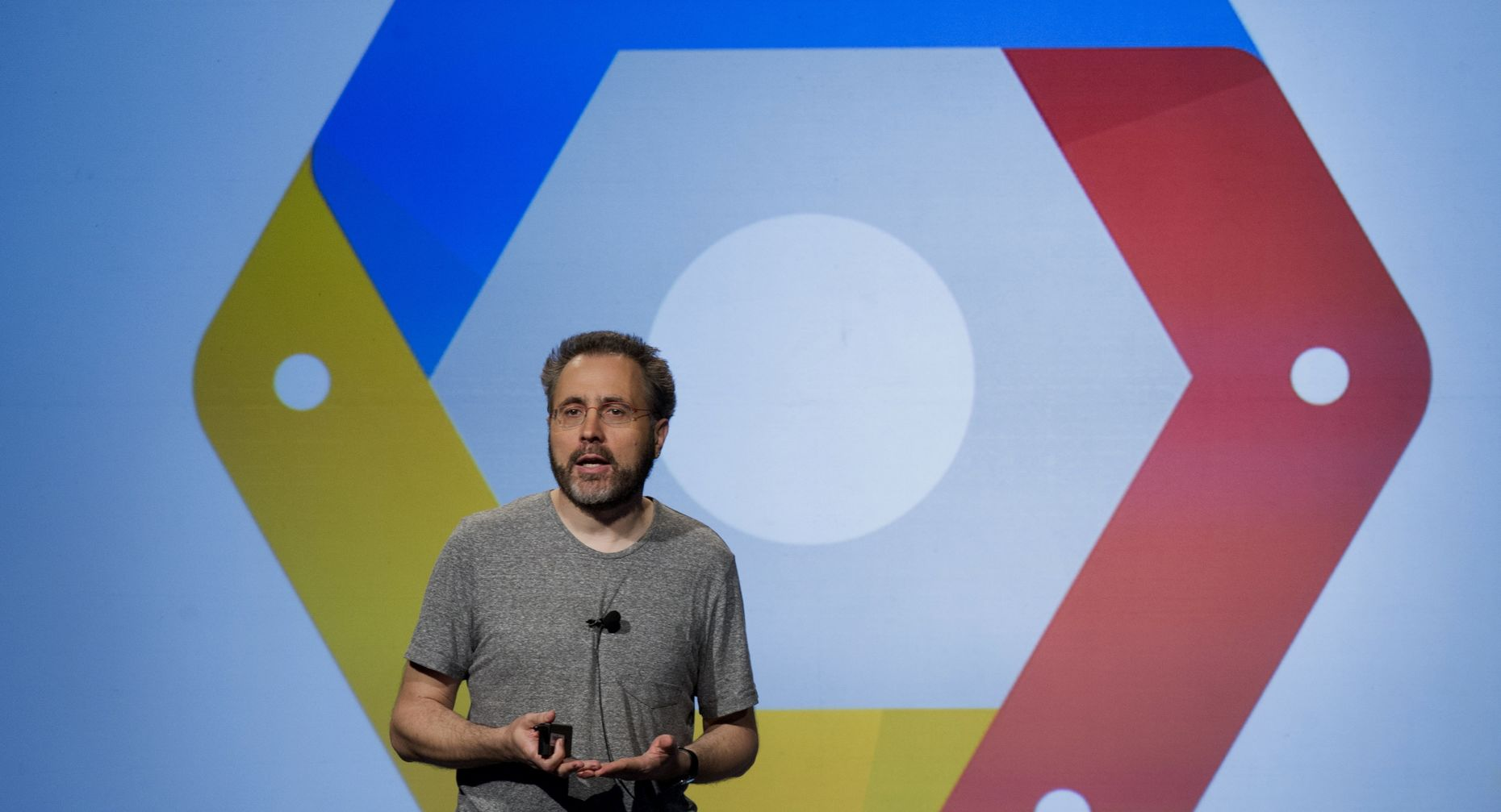 Google's infrastructure chief, Urs Holzle.