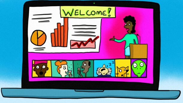 Your Corporate Event Has Gone Virtual. Here's How to Make It Work