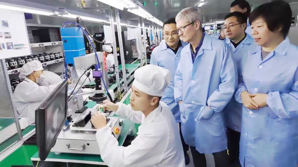 Apple to Make New Headphones in Vietnam in Shift From China