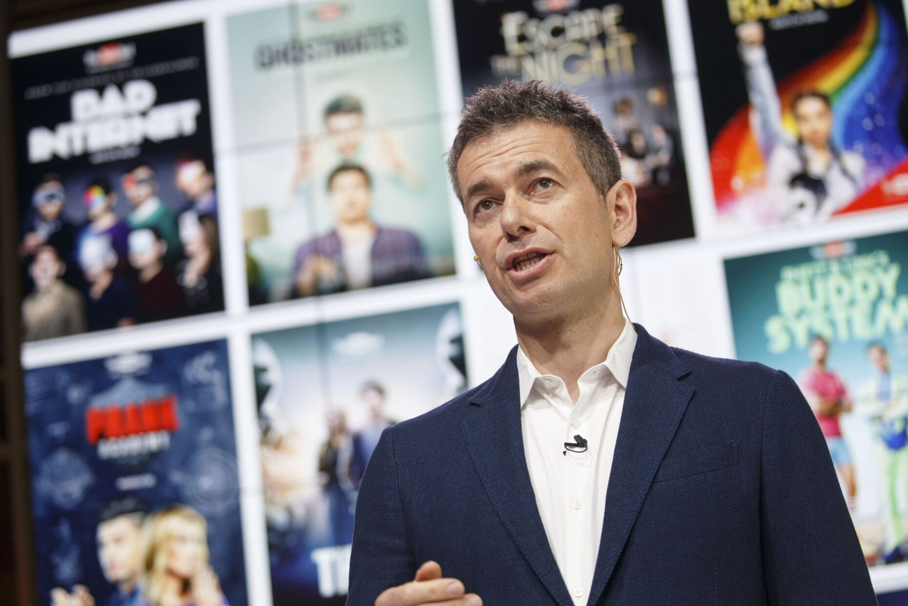 """YouTube's Chief Business Officer Robert Kyncl is encouraging employees to take Tuesday off to """"focus on how to improve racial equity.""""  Photo: Bloomberg"""