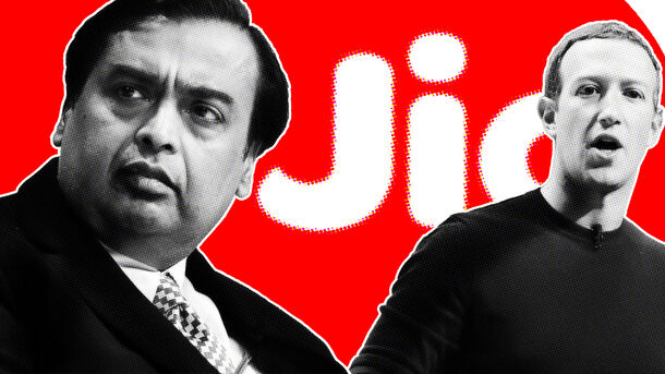 How India's Jio Won Facebook's Heart