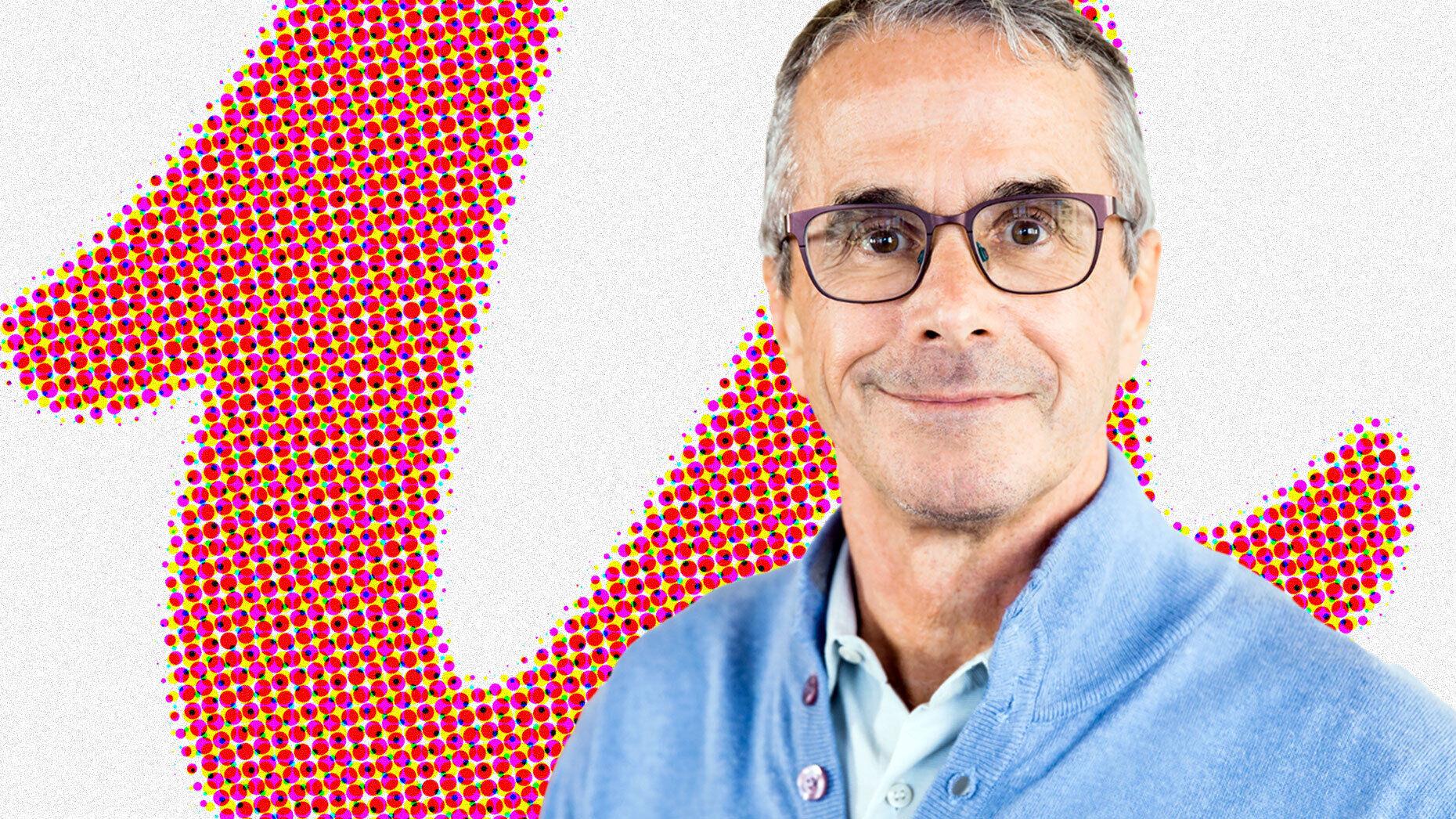 Udemy CEO Greg Coccari. Photo: Udemy