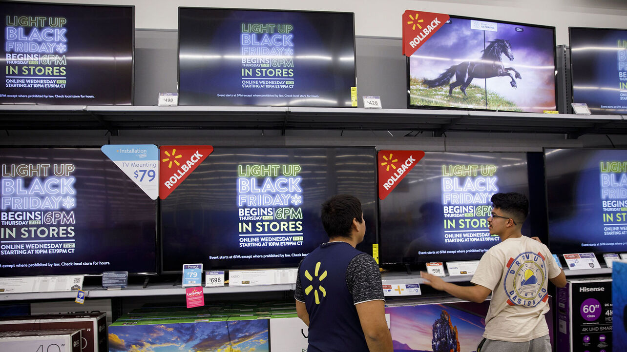 Walmart's Rivalry With Amazon Becomes Hot-Button Issue for TV Maker