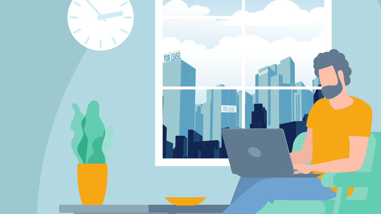 Remote 2.0: Companies Hunker Down at Home