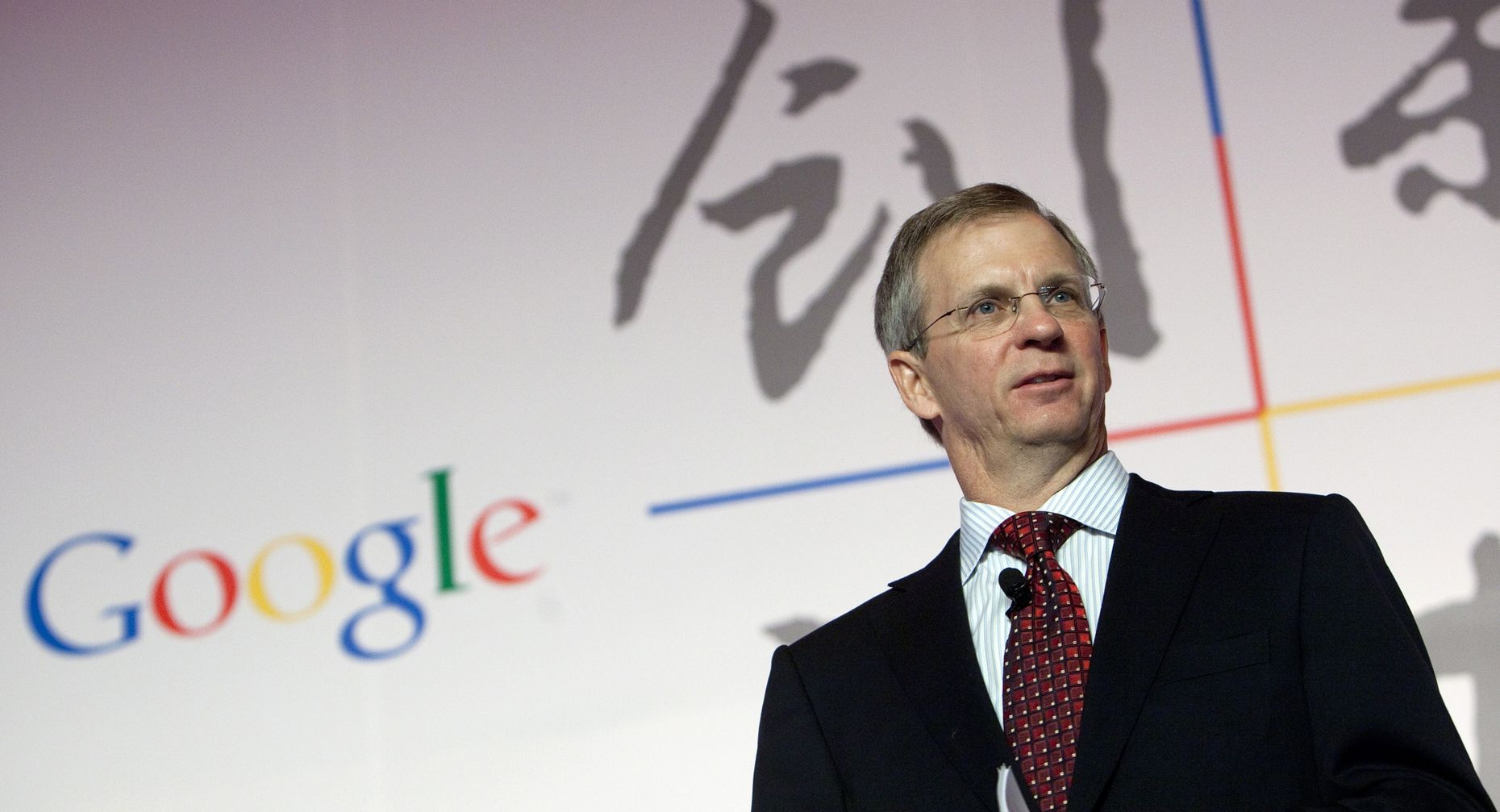 Alan Eustace oversees Google's search organization.