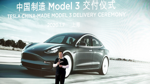 How Tesla is Winning From the U.S.-China Trade War