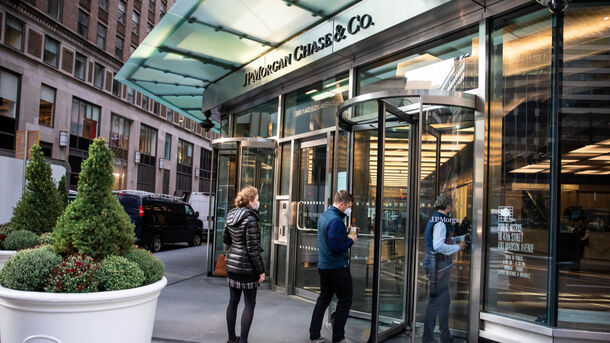 JPMorgan, Goldman Order Software 'Code Freezes' Around Election