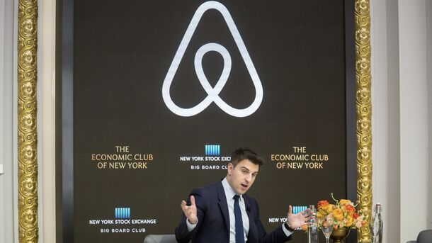 Why Silicon Valley Loves Airbnb—for Now