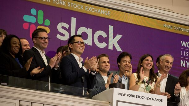 Salesforce Nears Slack Deal: The Information's Tech Briefing