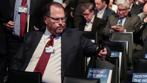 Salesforce Pays Up for Slack: The Information's Tech Briefing