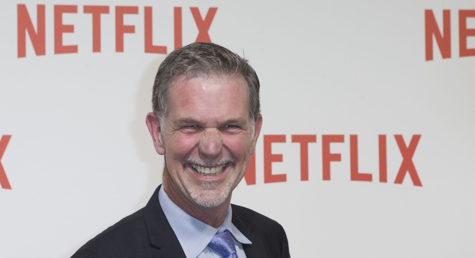 Netflix CEO Reed Hastings. Photo by Associated Press.