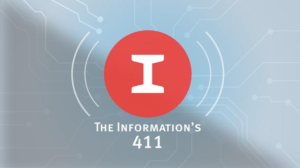The Information's 411 — Urgent Telegram