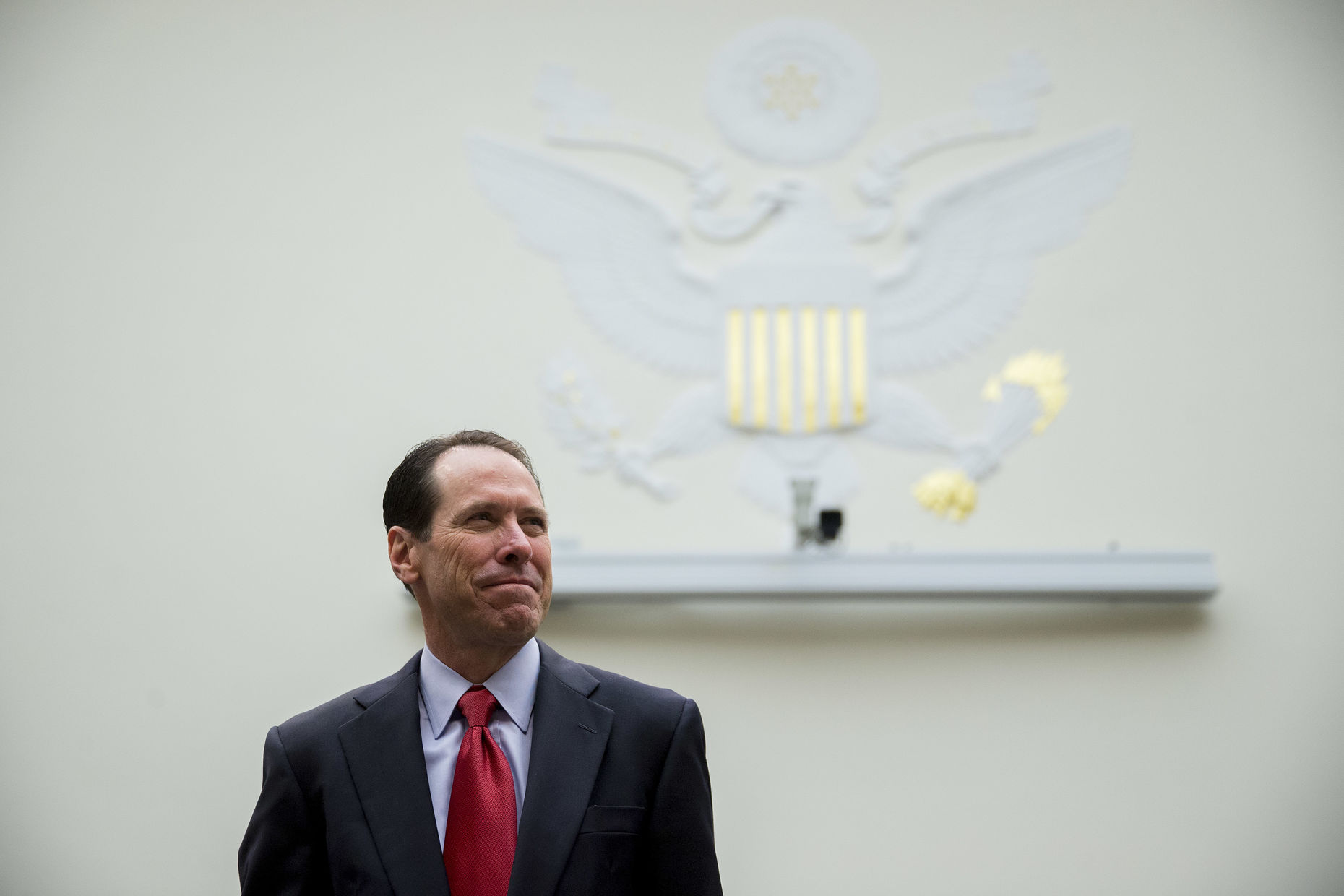 AT&T CEO Randall Stephenson. Photo by Bloomberg.