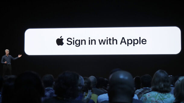 Apple's App Sign-in Button Becomes Hot-Button Issue in U.S. Antitrust Probe