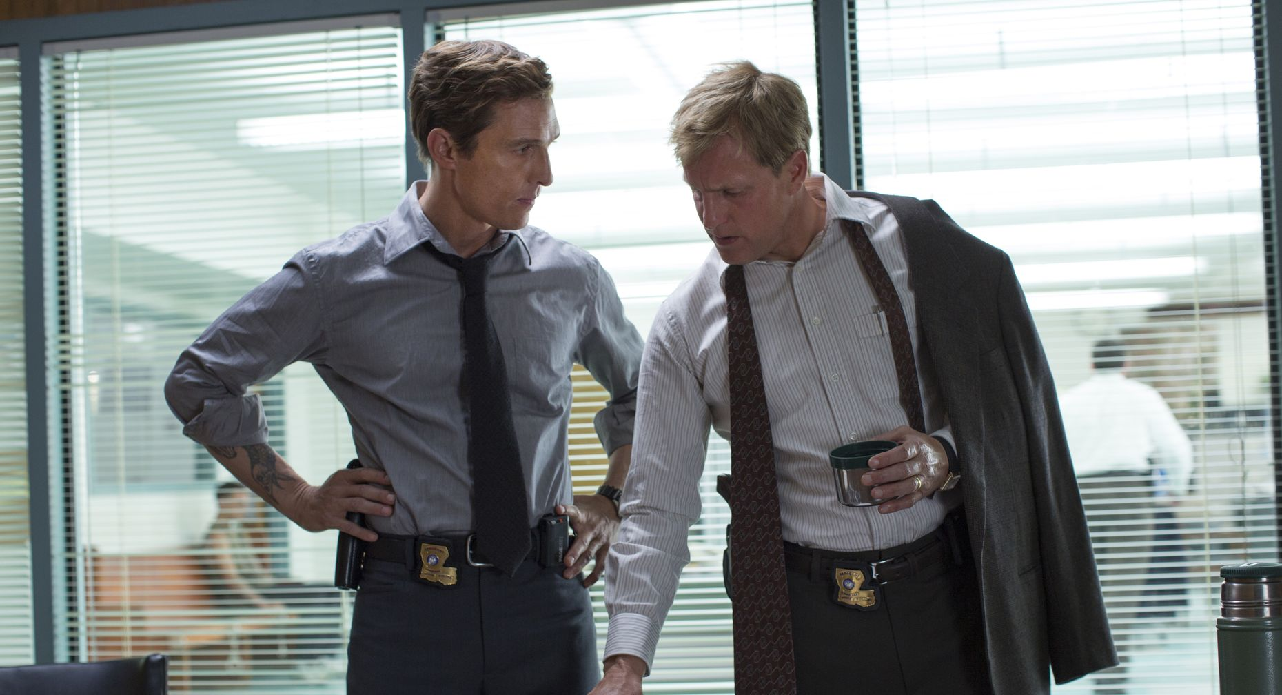 """An episode of HBO's """"True Detective."""" Photo by HBO via Associated Press."""