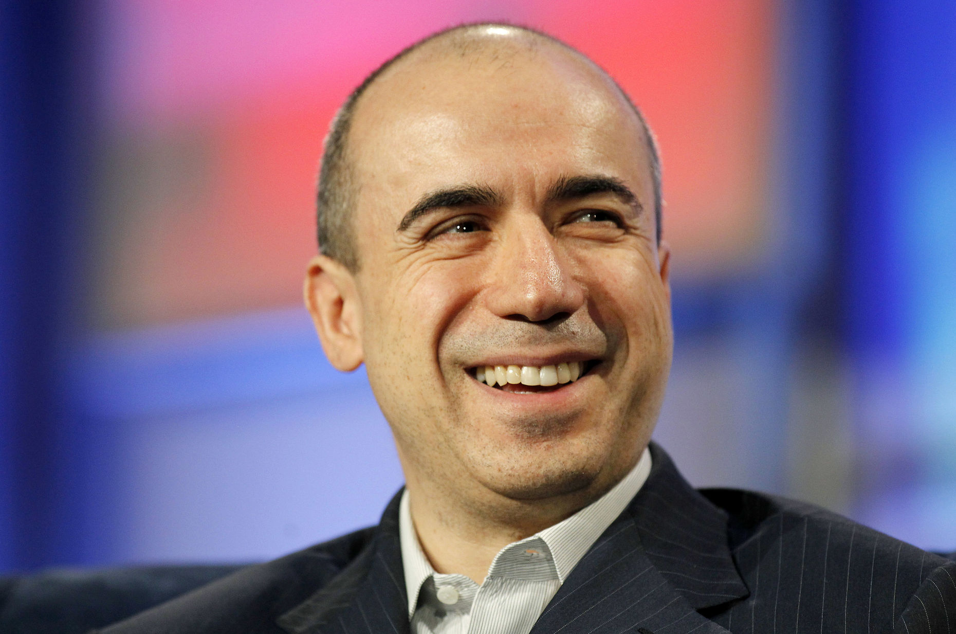 DST founder Yuri Milner. Photo by Bloomberg.