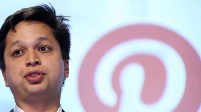 With Ad Push, Pinterest Wants To Take On Google