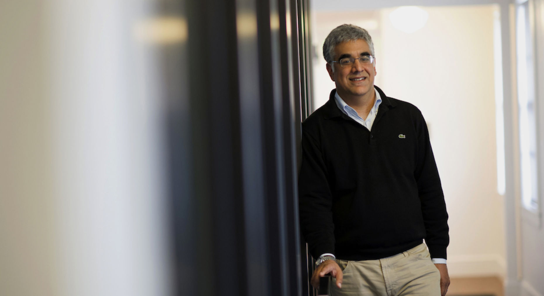 Workday CEO Aneel Bhusri. Photo by Bloomberg.