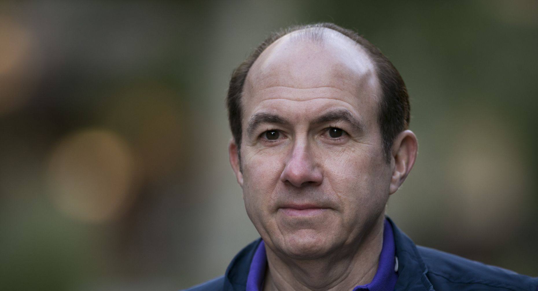 Viacom CEO Philippe Dauman. Photo by Bloomberg.