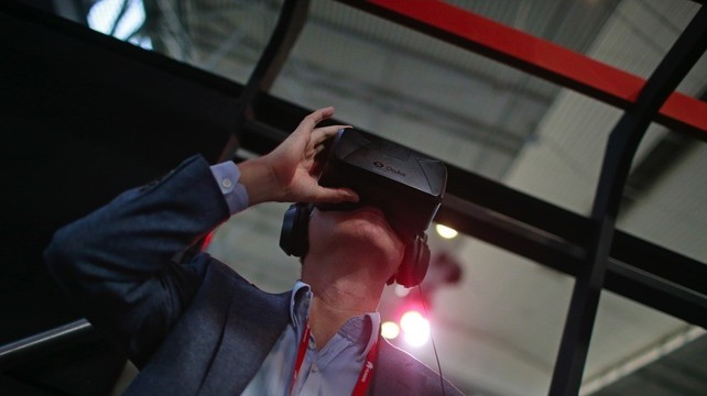 The Race To Create Video for Virtual Reality