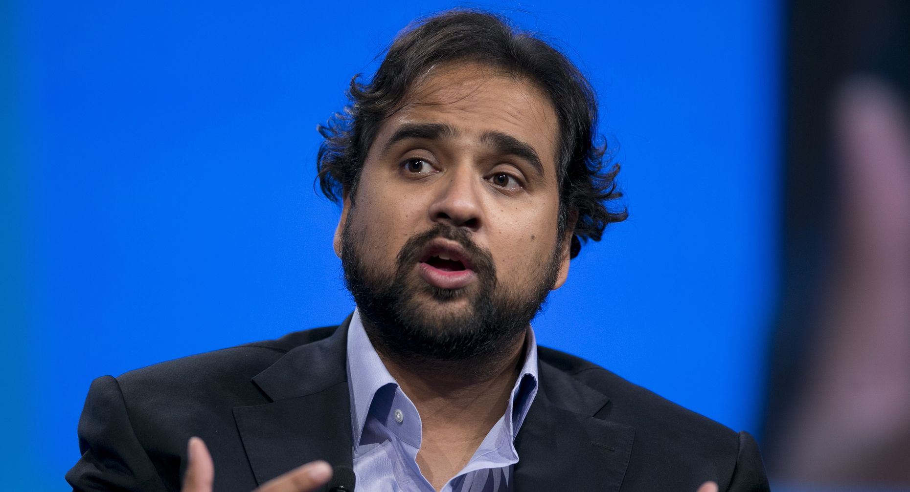 Jawbone CEO Hosain Rahman. Photo by Bloomberg.