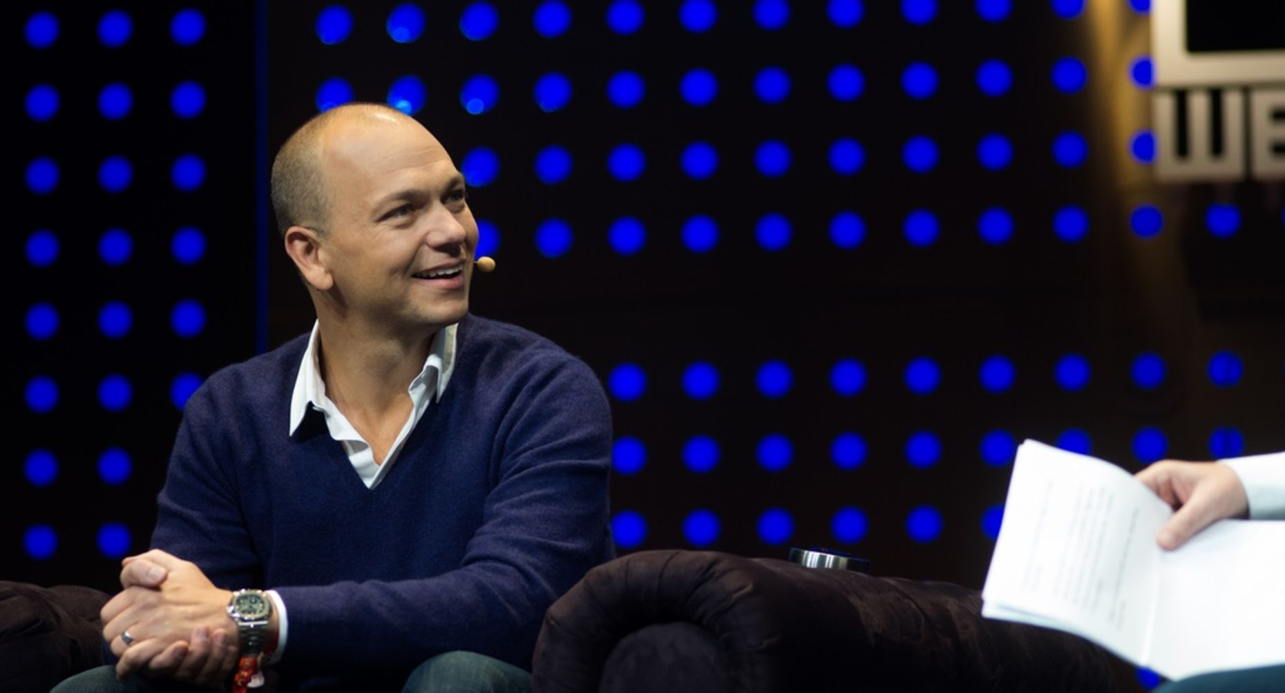 Nest Labs CEO Tony Fadell  Credit: LeWeb