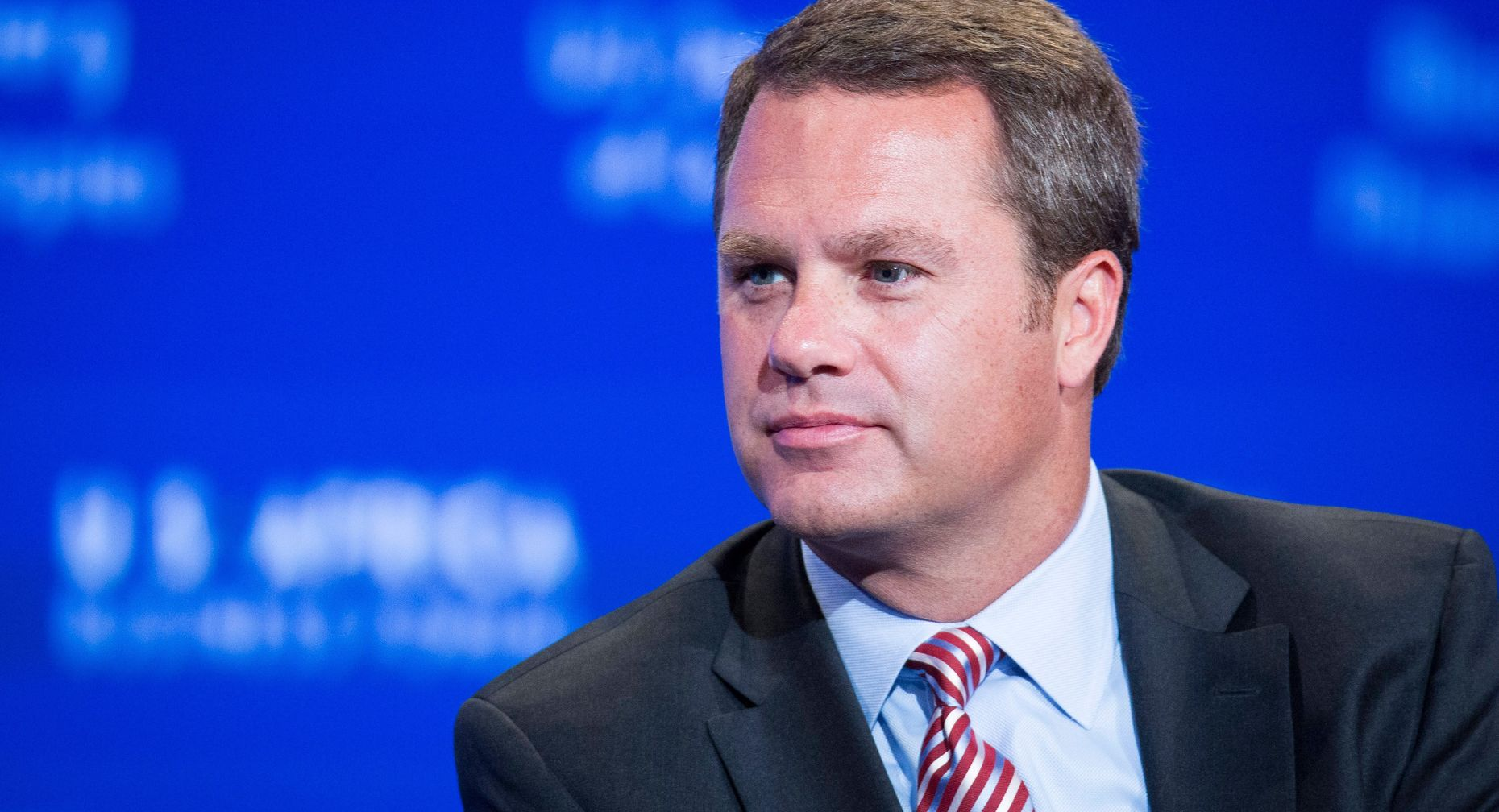 Walmart CEO Doug McMillon. Photo by Bloomberg.