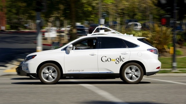 Why Google May Not Win in Self-Driving Cars