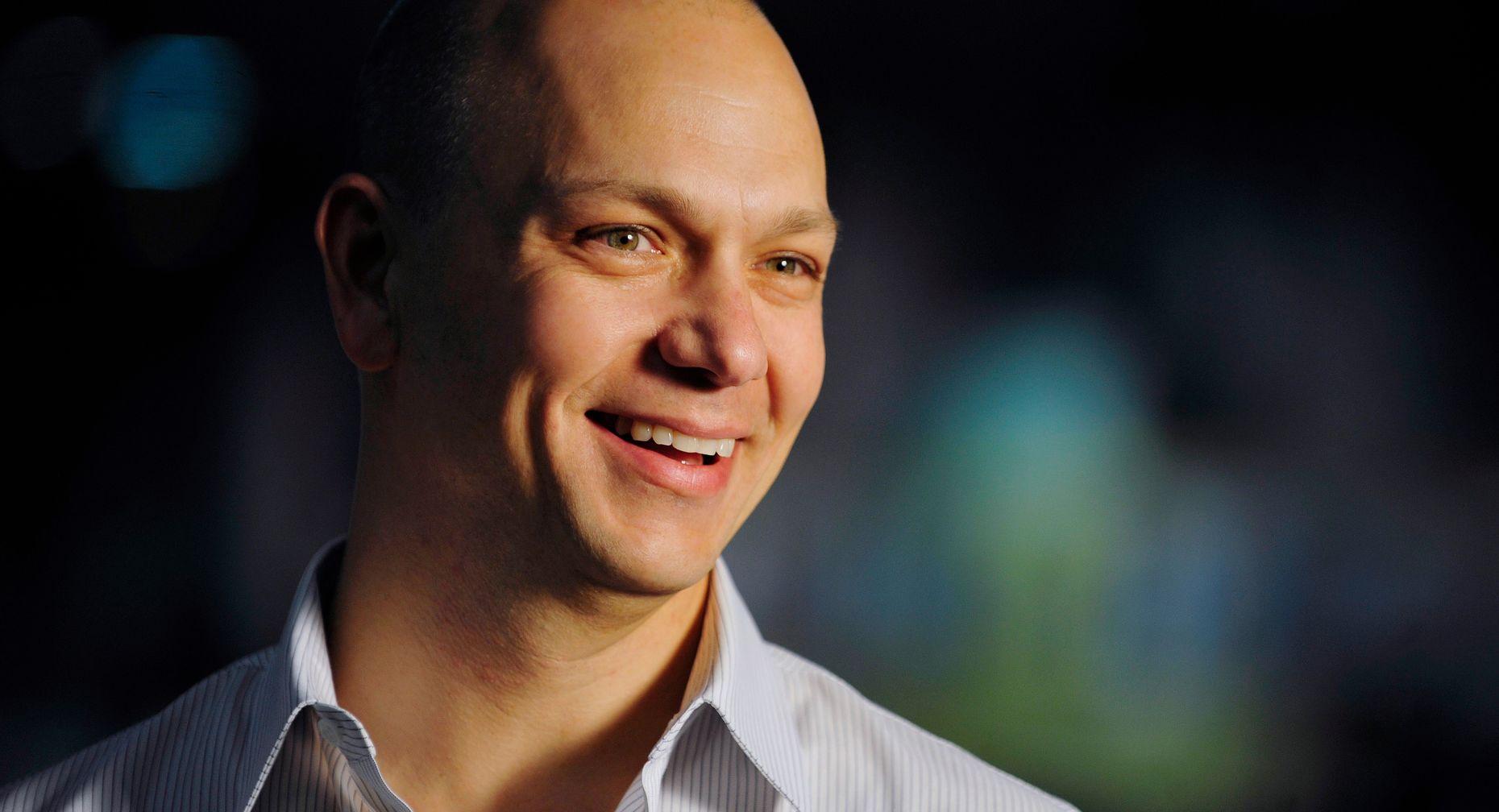 Nest CEO Tony Fadell. Photo by Bloomberg.