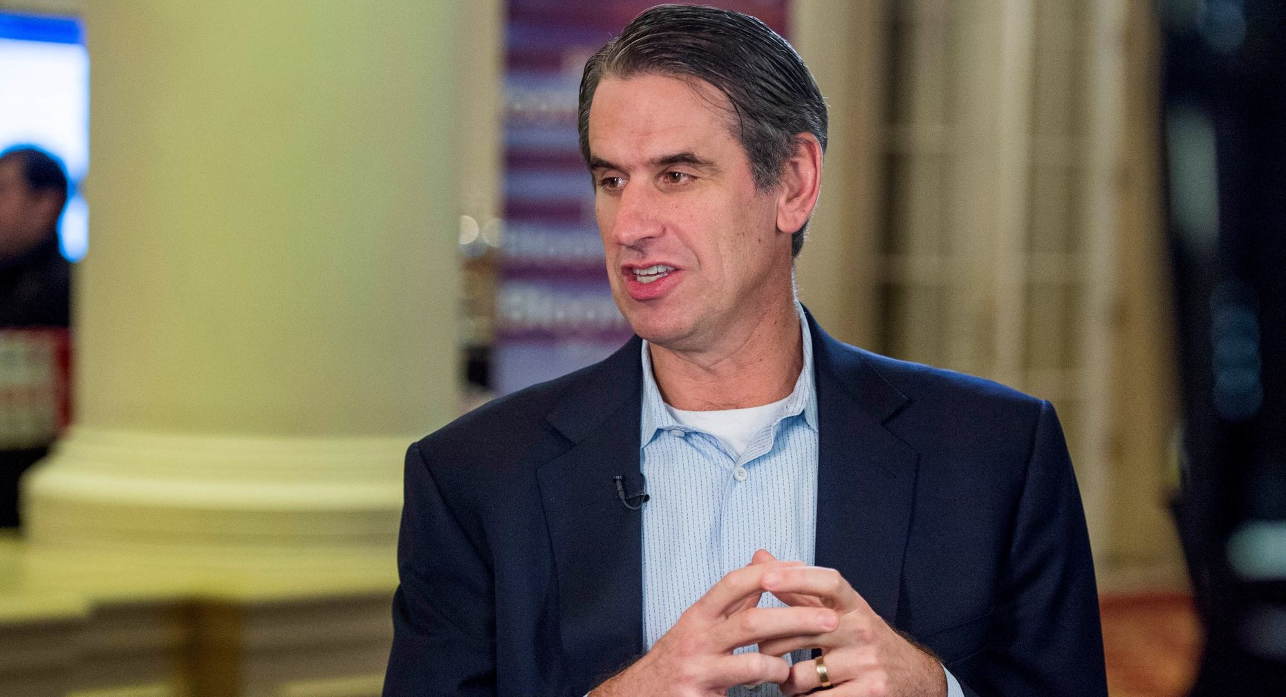 Benchmark general partner Bill Gurley. Photo by Bloomberg.