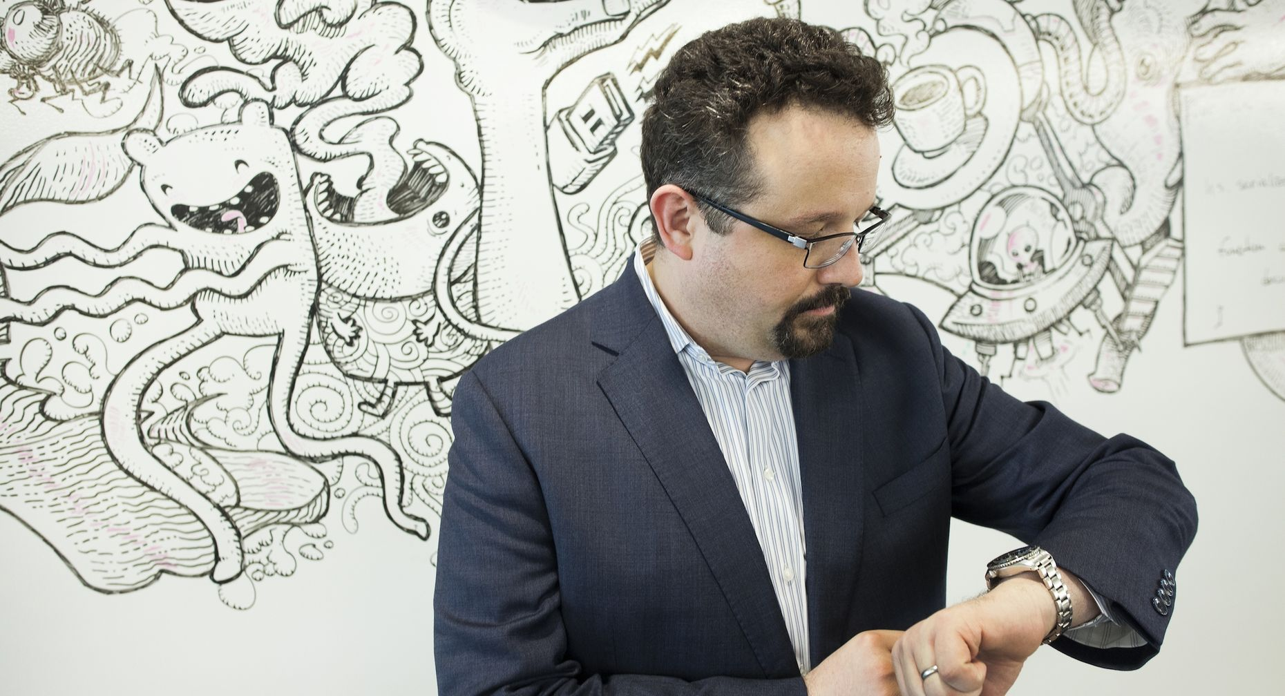 Evernote CEO Phil Libin. Photo by Evernote.