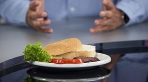 Google Bid for 'Cheeseburger' Company Impossible Foods