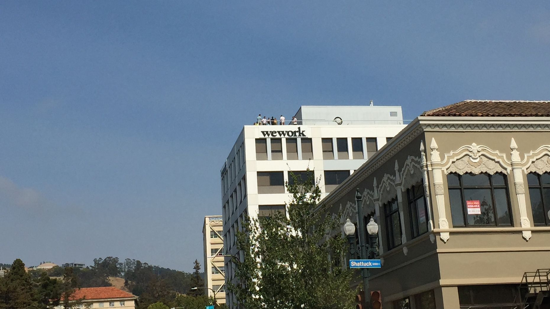 A WeWork location in Berkeley, Ca. Photo by Flickr/305 Seahill