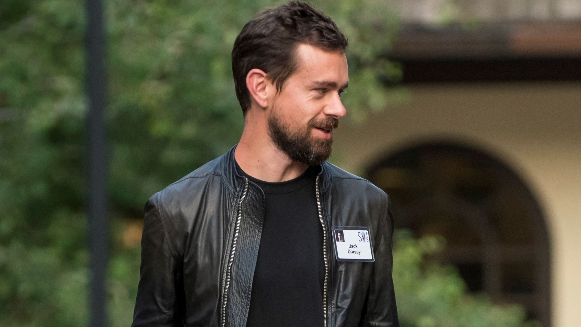 Jack Dorsey. Photo by Bloomberg.
